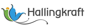 Bilde av Hallingkraft logo